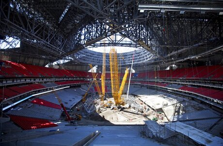 New Stadium Atlanta Football