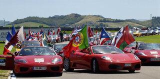 Italy Ferrari IPO