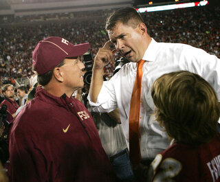 Al Golden, Jimbo Fisher