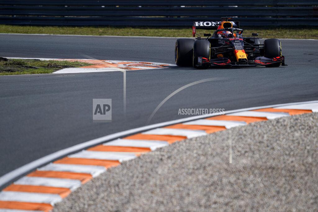 Formula 1 2021 - Dutch Grand Prix - Practice