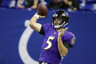 Ravens Colts Football
