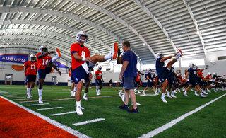 Auburn Opens Football
