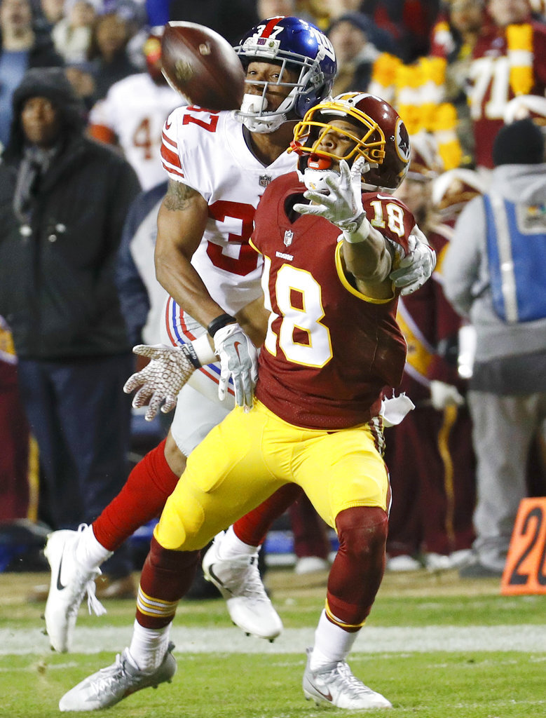 Ross Cockrell, Josh Doctson