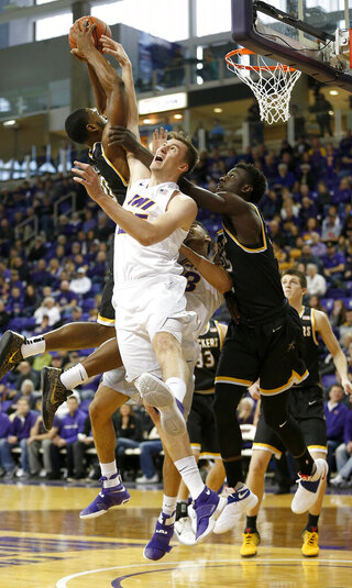 Wichita St N Iowa Basketball