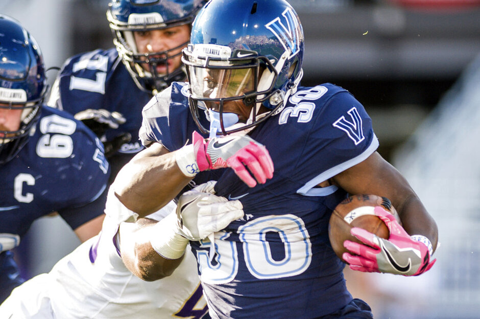 Villanova James Madison Football