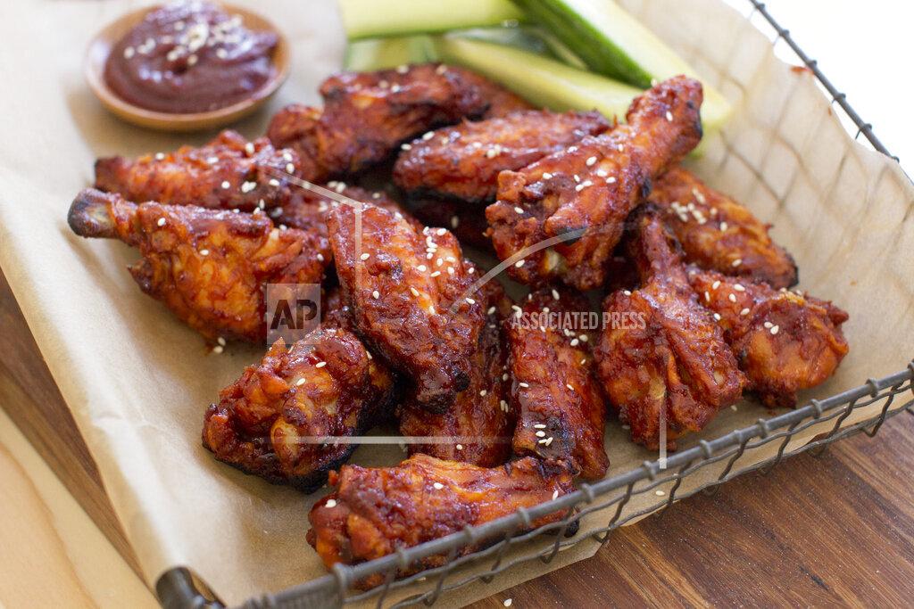 Food World's Fare Chicken Wings