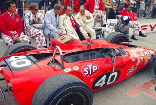 Indy 500 Innovative Cars Auto Racing