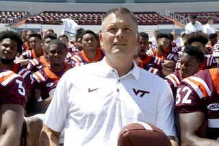 Virginia Tech E Carolina Football