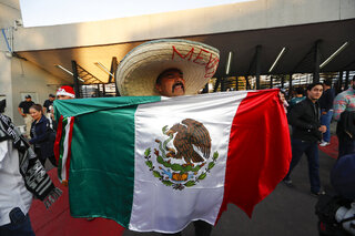 Mexico Texans Raiders Football