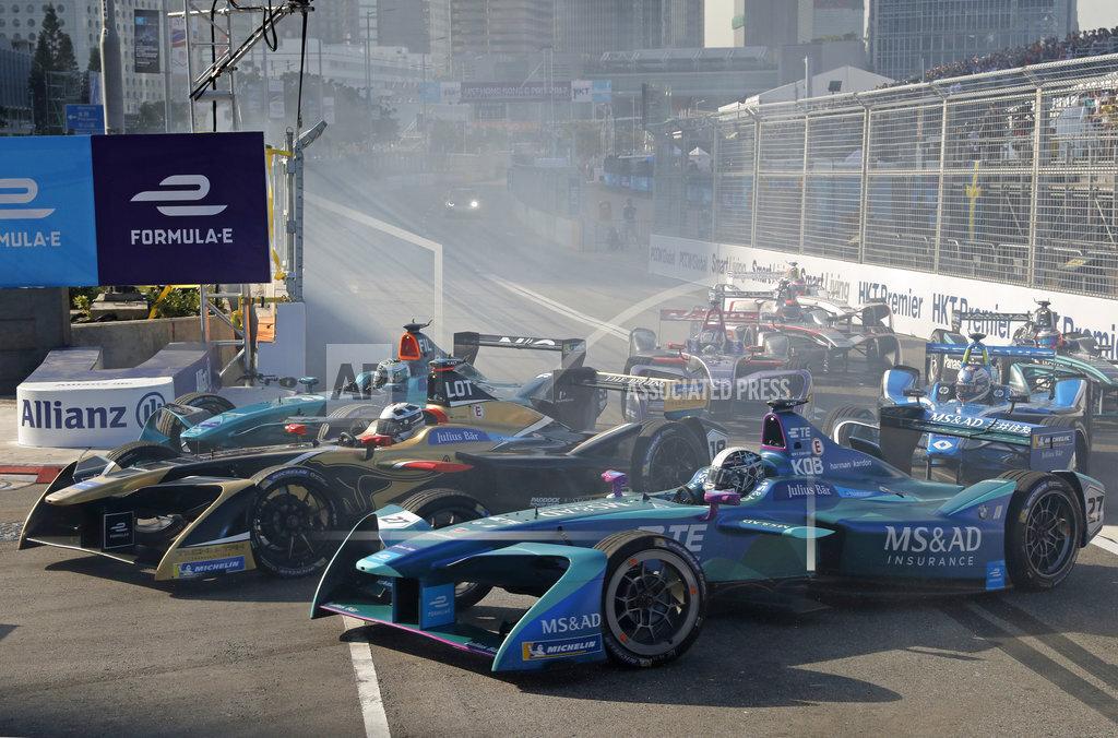 Hong Kong Formula E Race