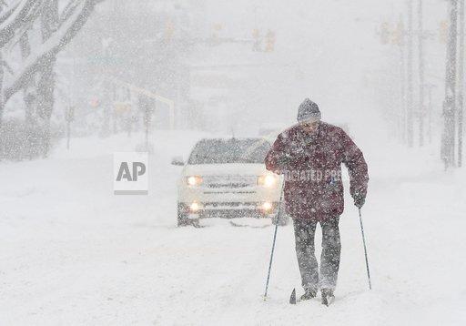 Deep Freeze-Pennsylvania