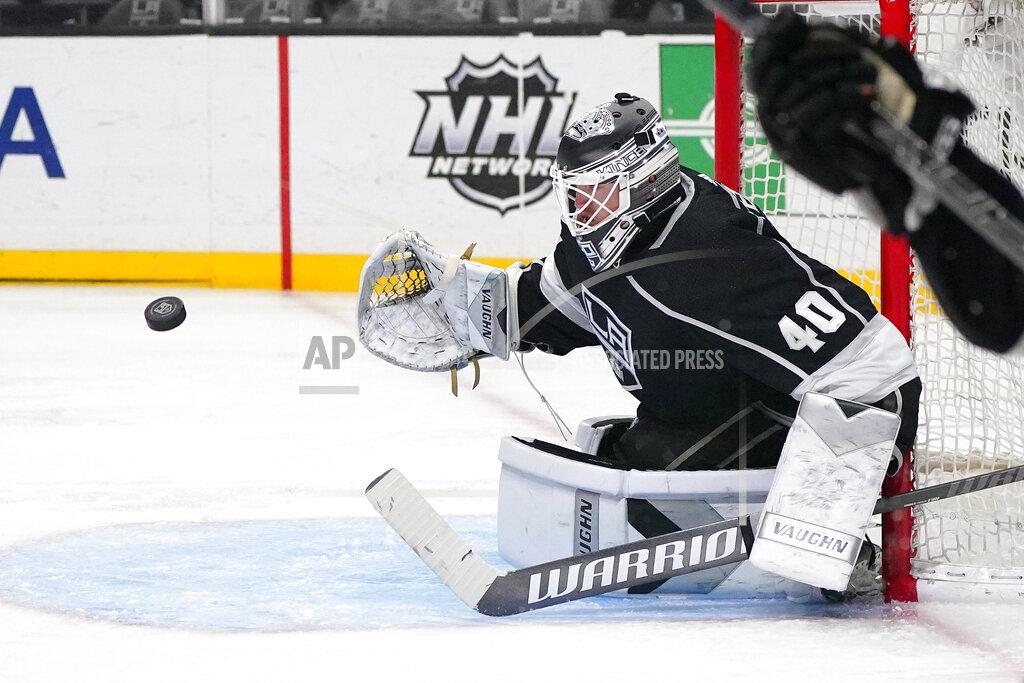 Senators Kings Hockey