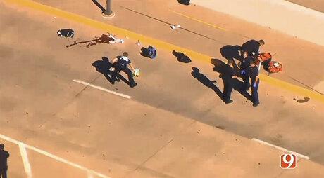 Airport Shooting Oklahoma City