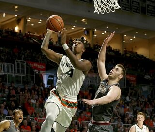 Boston College Miami Basketball