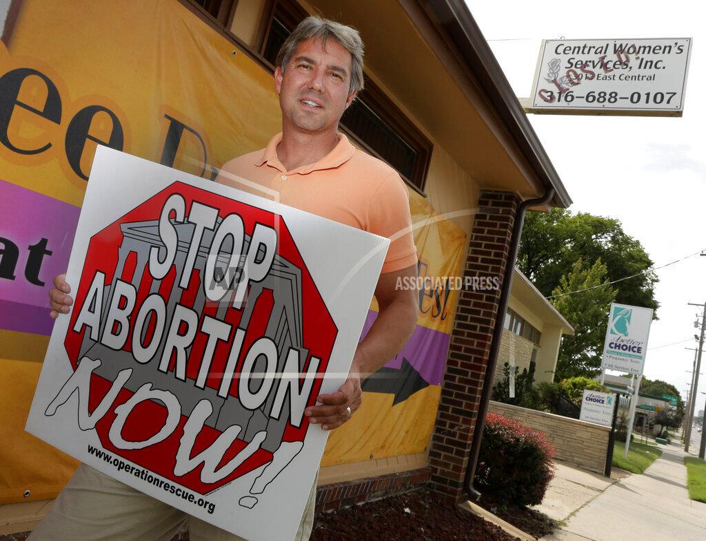 Australia US Abortion Foe Deported
