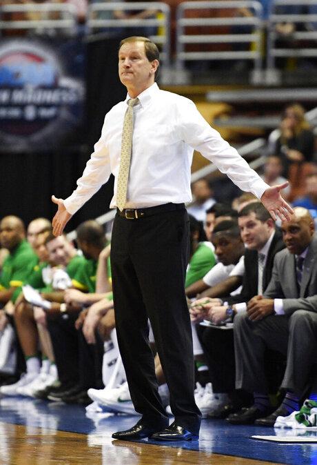 NCAA Duke Oregon Basketball