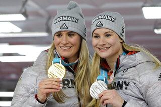 Pyeongchang Olympics Luge Women