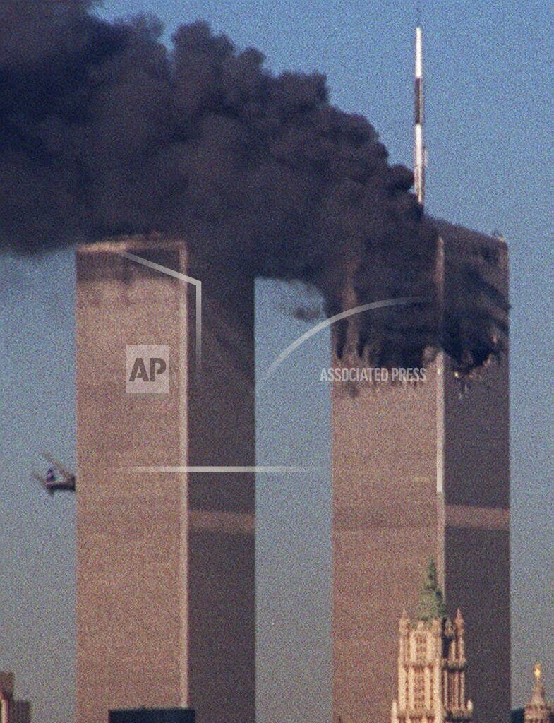 Associated Press Domestic News New York United States SEPT 11 2001 NYC