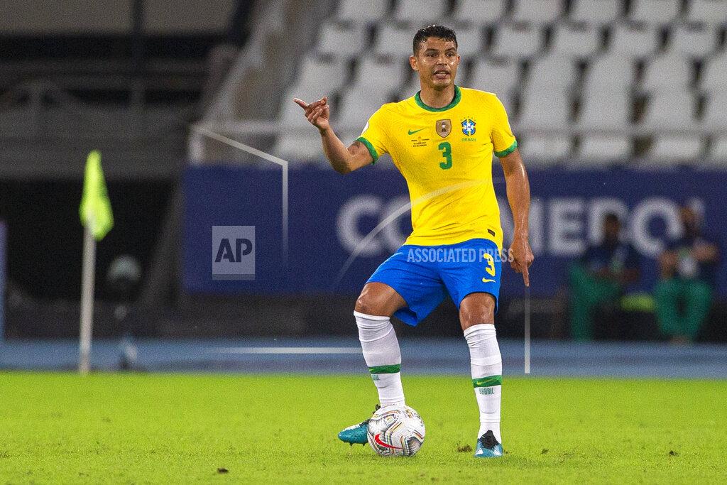 Brazil v Columbia - Copa America 2021