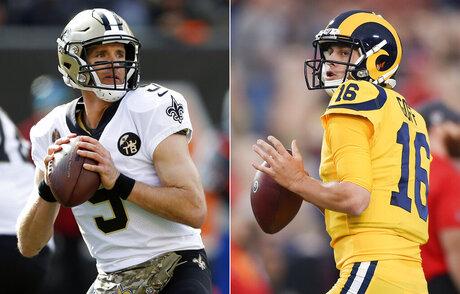 Rams Saints Preview Football