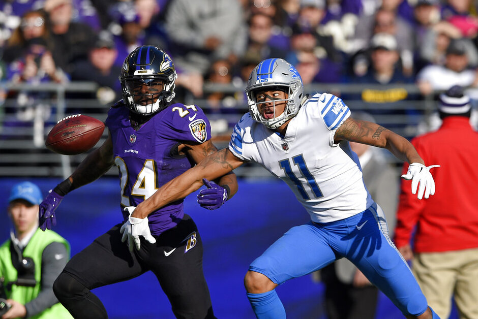 Marvin Jones, Brandon Carr