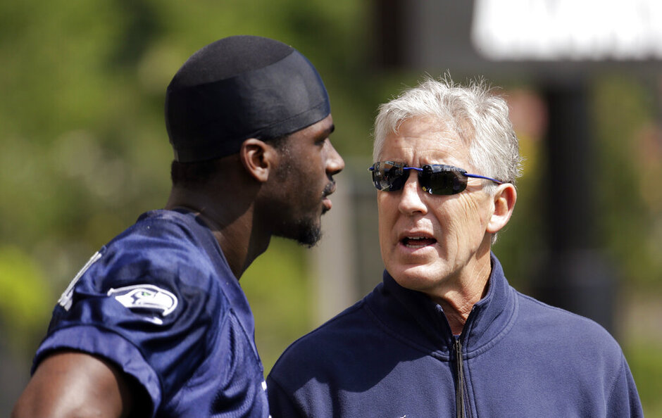 Pete Carroll, Kevin Norwood