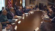 US Trump Cabinet