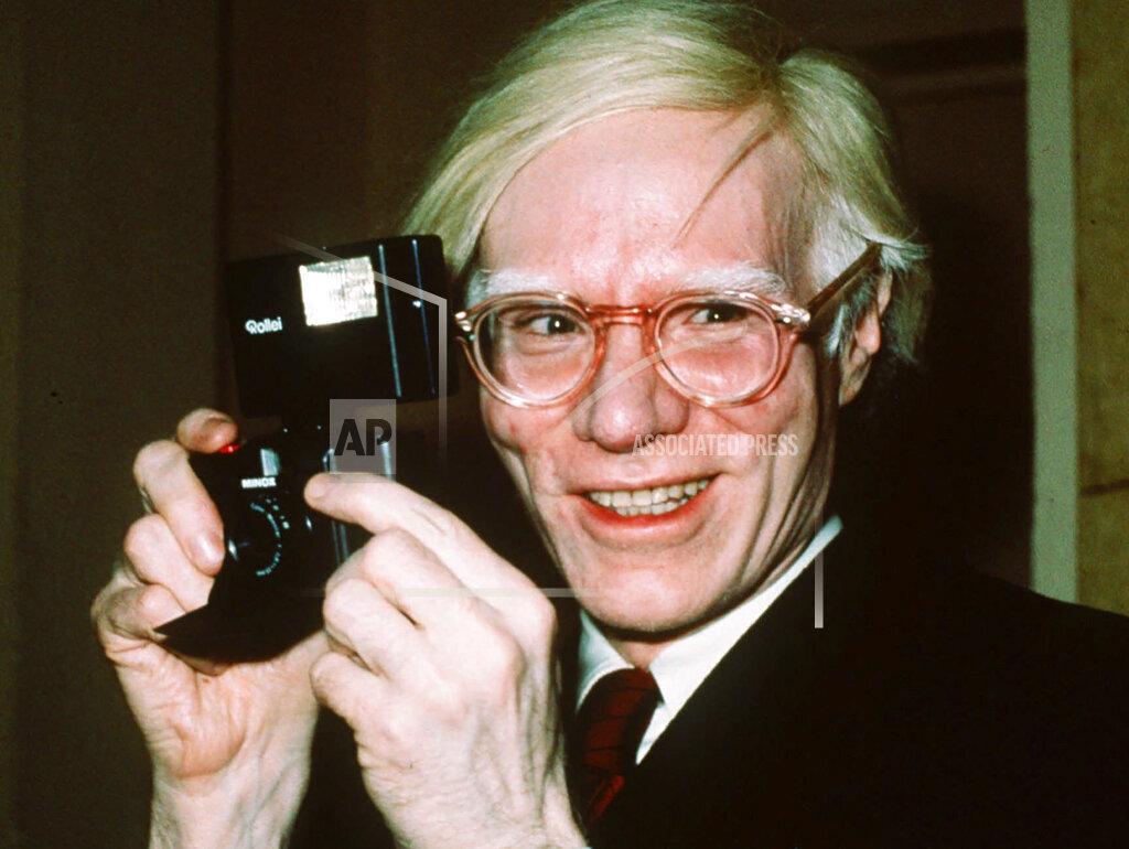 Britain Andy Warhol