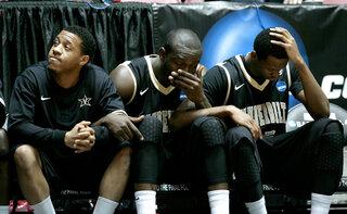 NCAA Vanderbilt Wisconsin Basketball