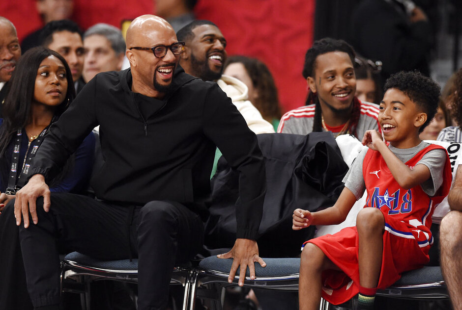 Common, Miles Brown