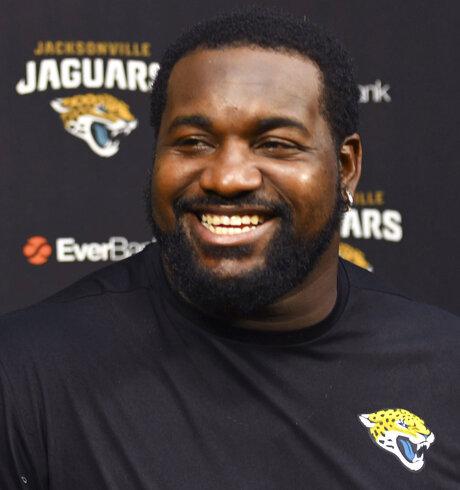 Jaguars Marcell Dareus