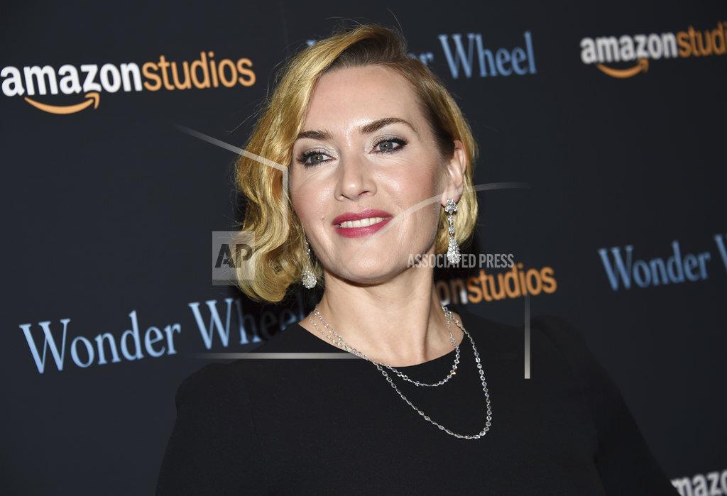 """NY Special Screening of """"Wonder Wheel"""""""
