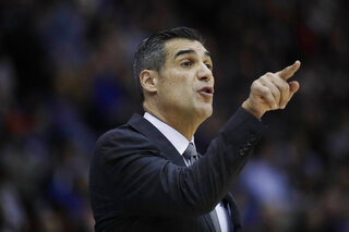 Villanova Hofstra Basketball
