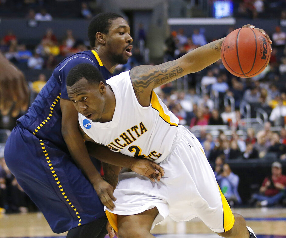 NCAA La Salle Wichita St Basketball
