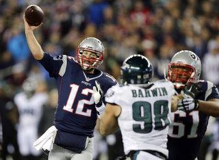 Tom Brady, Connor Barwin