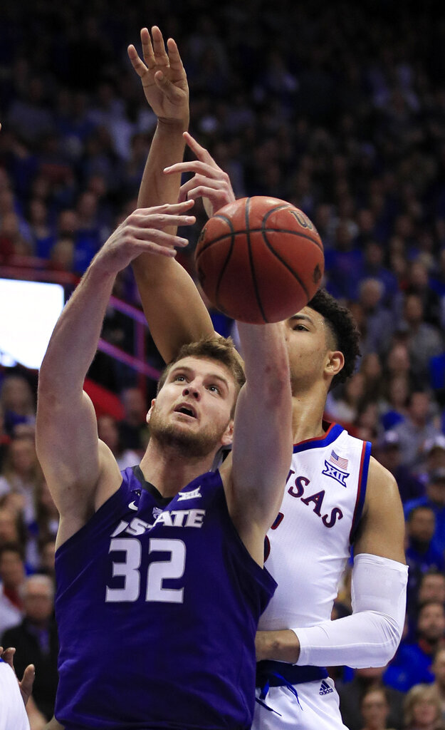 No. 16 K-State heading down Big 12 championship stretch