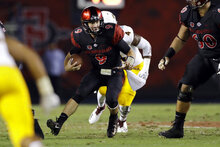 Arizona St San Diego St Football