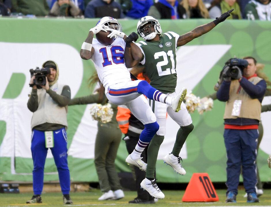Bills-Foster's Second Chance Football