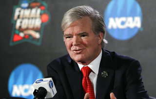 Basketball Corruption-Emmert