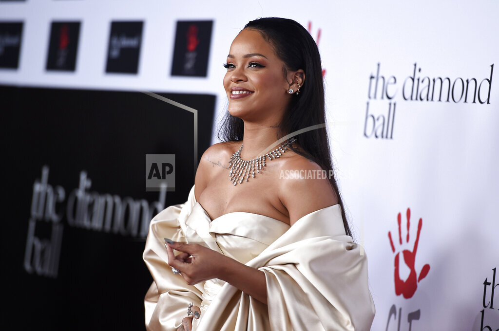 Rihanna's 2nd Annual Diamond Ball