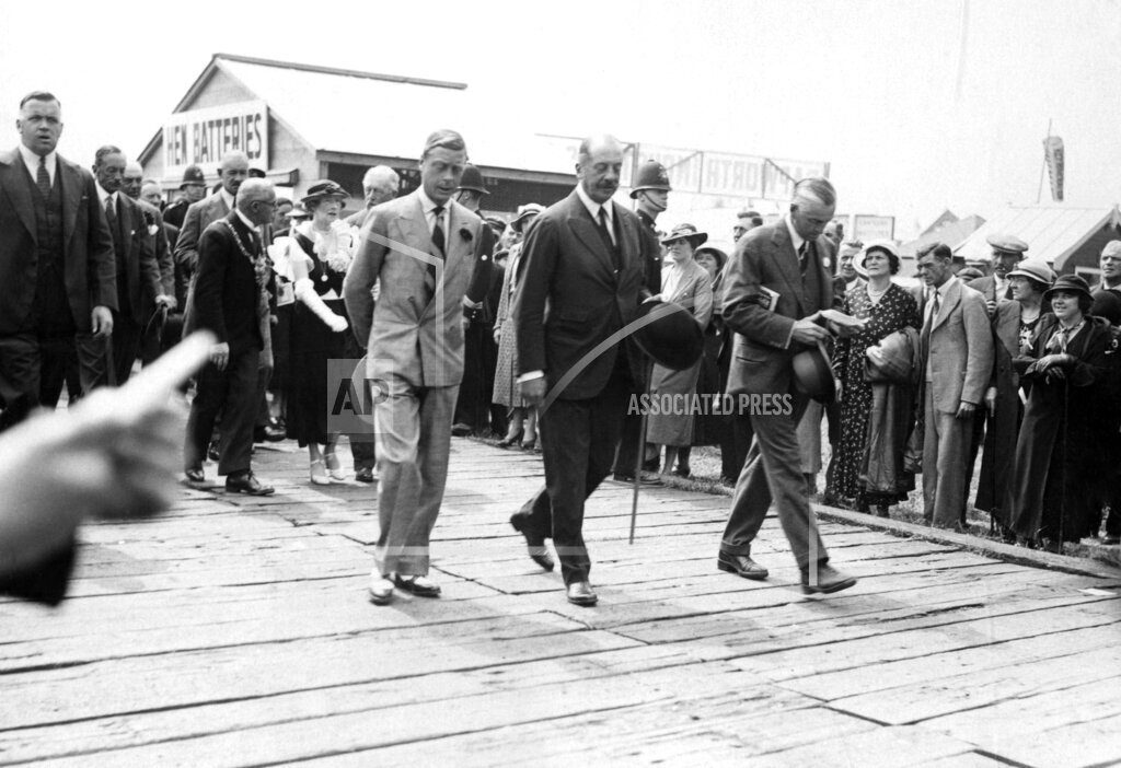 Watchf AP I   GBR XEN APHSL3 Prince Edward Yorkshire Agricultural Show 1935