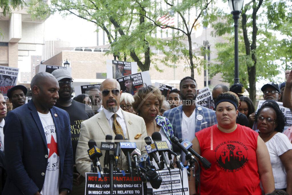 Eric Garner Press Conference