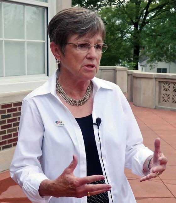 Kansas Primary-Governor