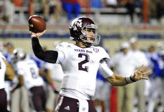 Texas A&M Louisiana Tech Football