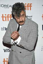 Director-writer-producer Taika Waititi attends the premiere for