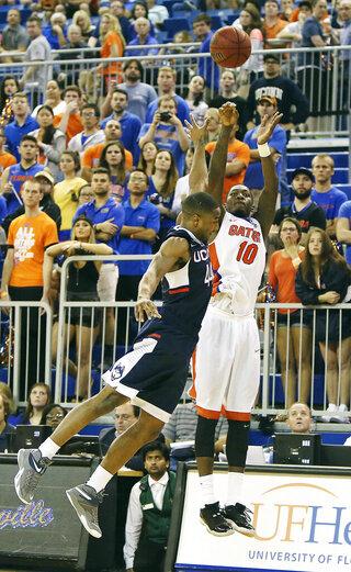 UConn Florida Basketball