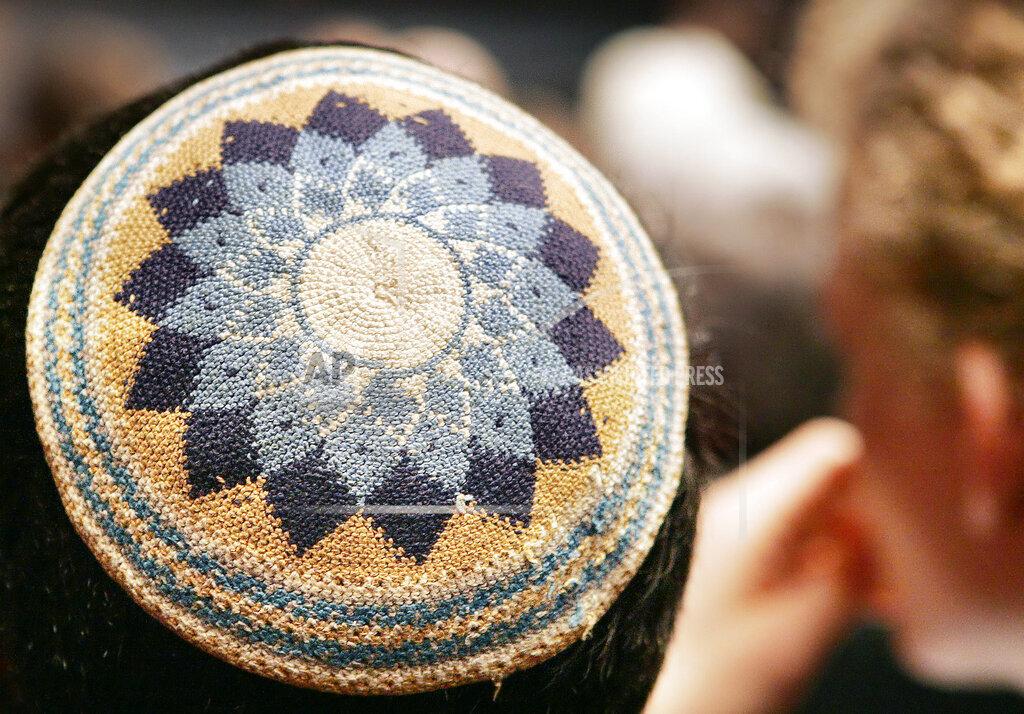 Associated Press International News Germany DEU CHRISTEN JUDEN
