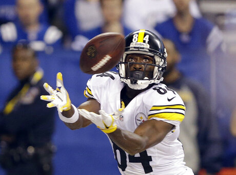 Steelers Colts Football