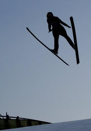 Pyeongchang Olympics Ski Jumping Gender Gap