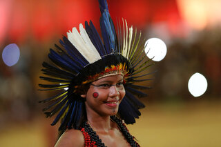 Brazil Indigenous Beauty